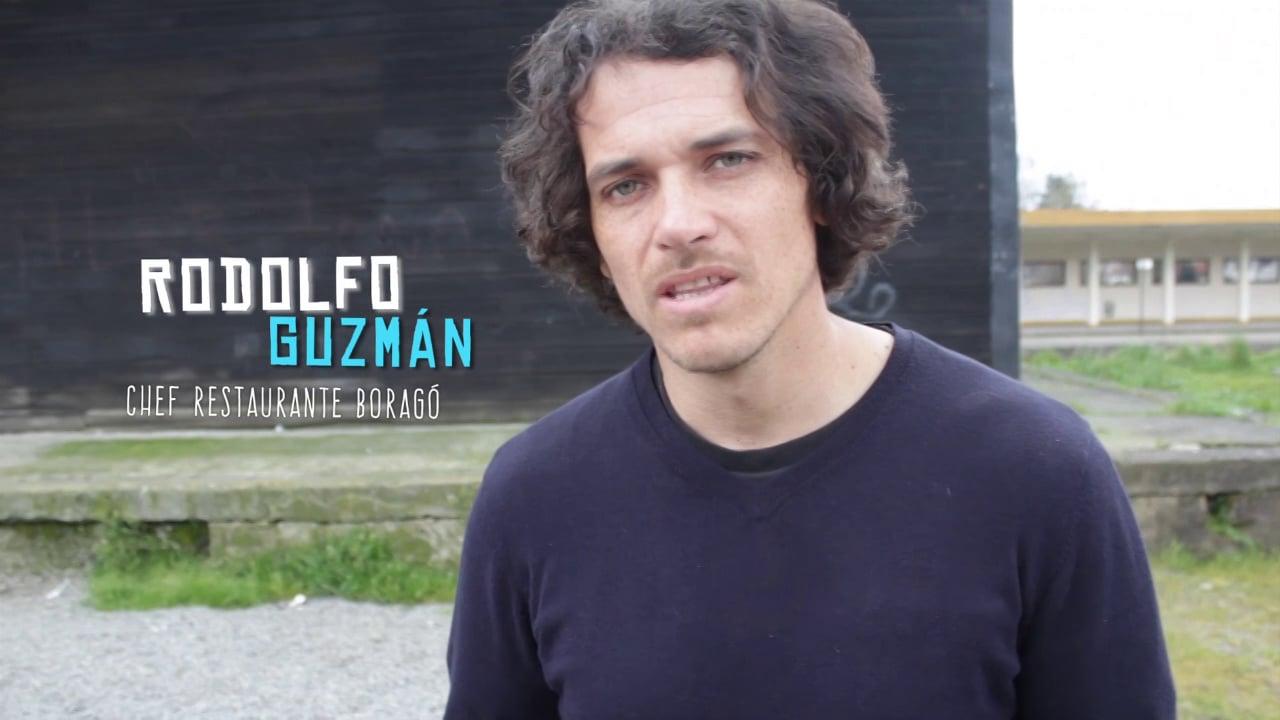 Rodolfo Guzmán COCINAMAR Puerto Varas 2014