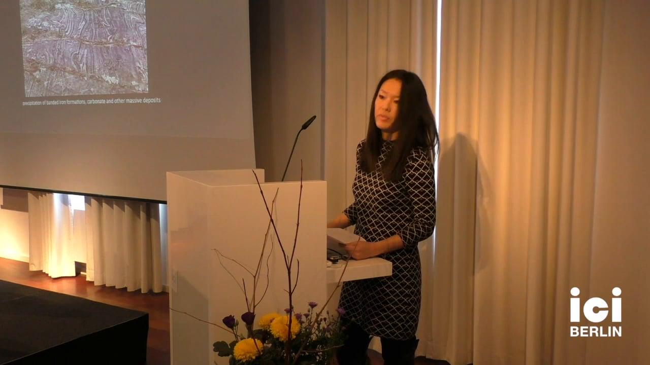 Talk by Jennifer Johung [4]