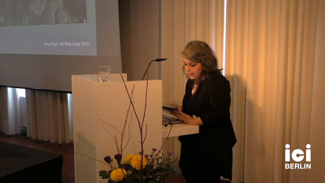 Talk by Elena Gorfinkel [8]