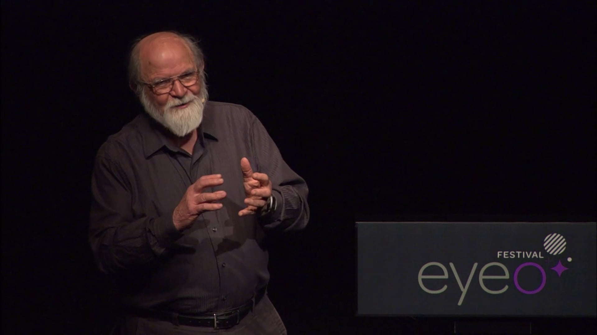 Eyeo 2014 - Roman Verostko