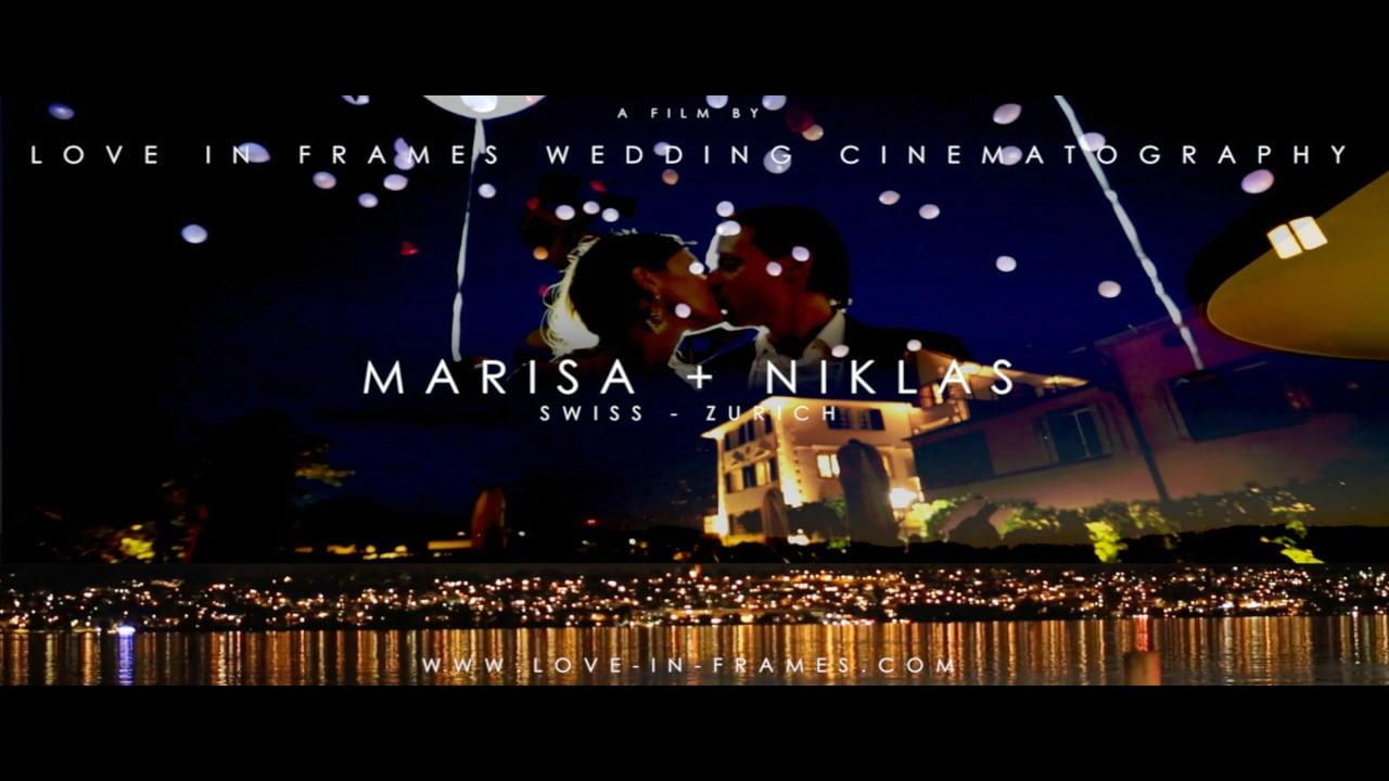 WEDDING TRAILER I MARISA + NIKLAS
