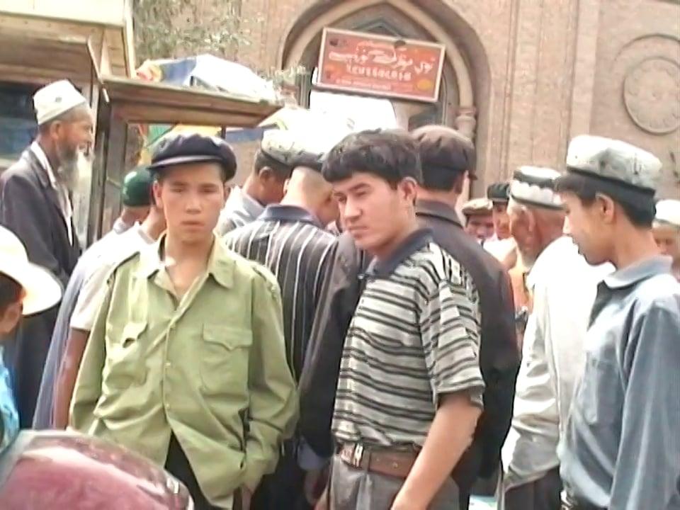 East Turkestan, South Taklamakan Silk Route