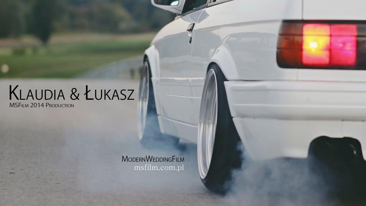 Klaudia & Łukasz | MSFilm: Plener