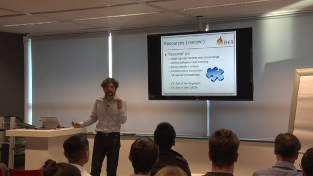 Ewout Kramer - Getting started with FHIR