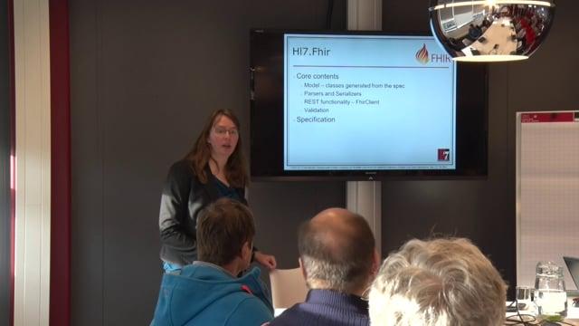 Mirjam Baltus - FHIR API for .NET programmers
