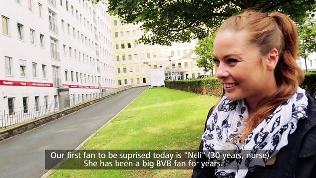 BVB Überaschungs-Video