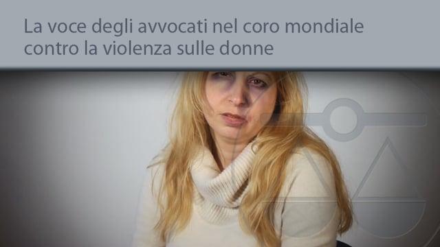 La voce degli avvocati nel coro mondiale contro la violenza sulle donne - 27/11/2014