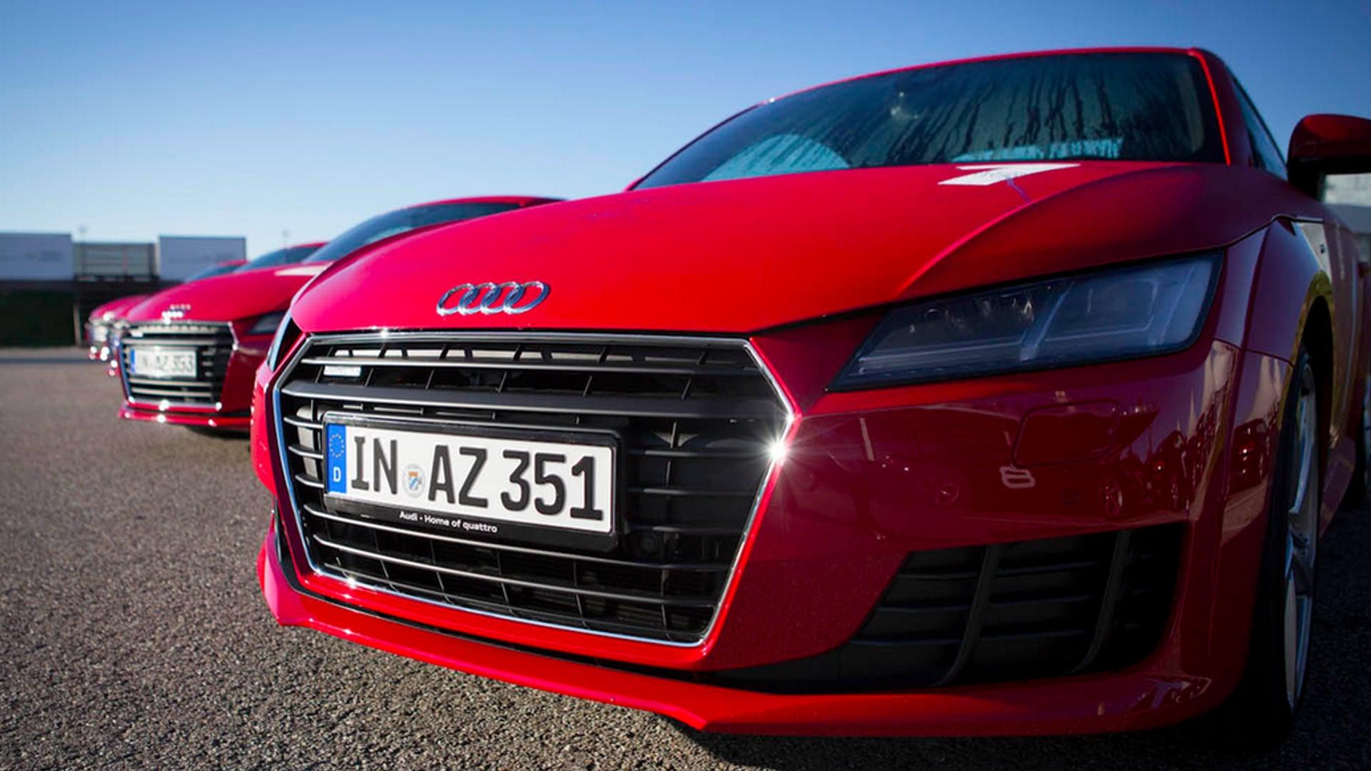 Audi - TT Experience