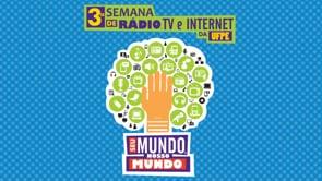 Logo Animation - 3ª Semana de Rádio, TV e Internet da UFPE