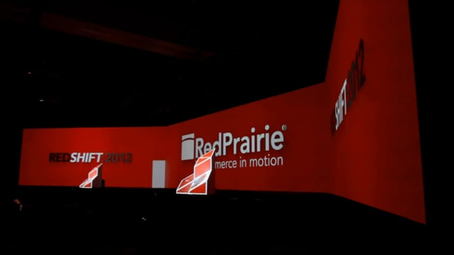Jaw Dropping Ultrawide Show, RedPrairie