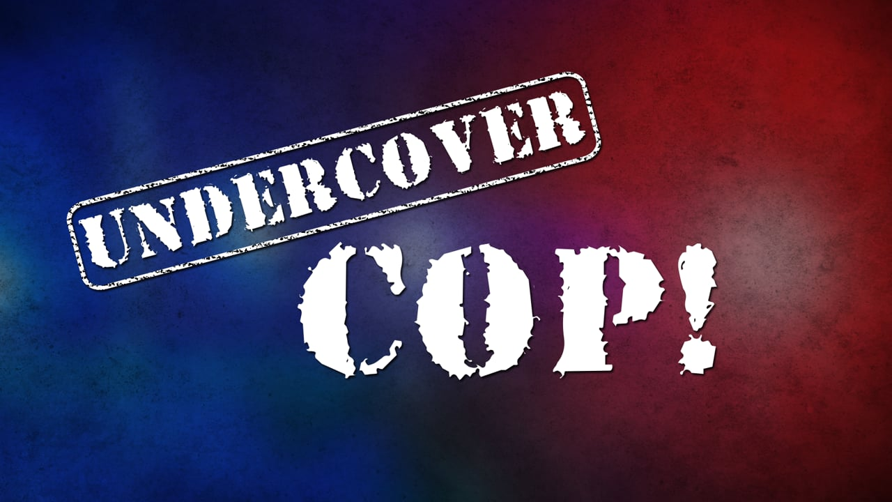 Undercover Cop - SERIES TRAILER