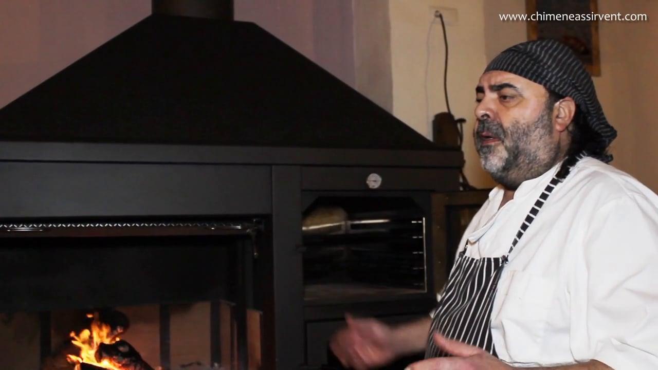 Cómo utilizar una barbacoa Combi