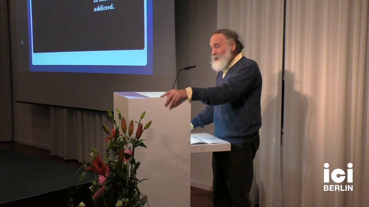 Talk by Hillel Schwartz [2]