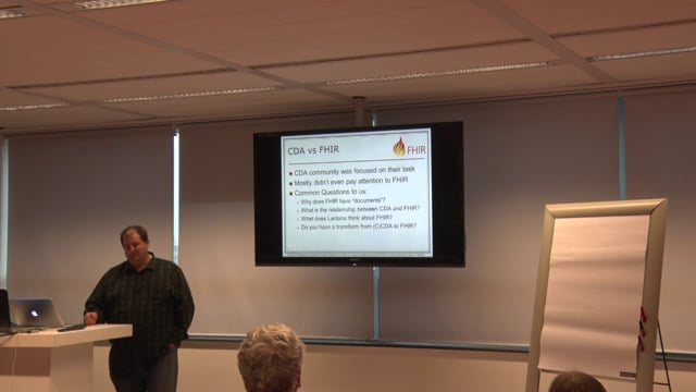 Grahame Grieve - Route from CCDA to FHIR