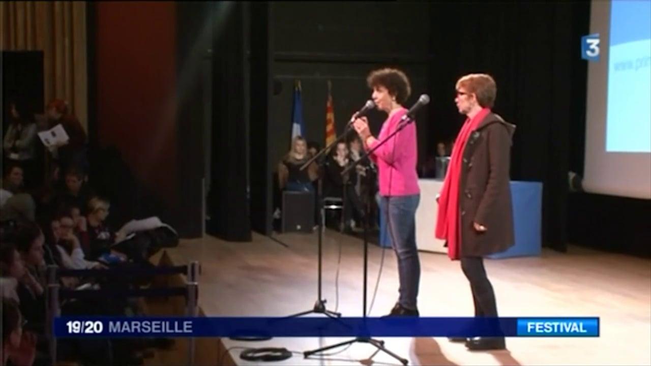 Reportage France3 sur la journée - PriMed-MPM-Averroes jr