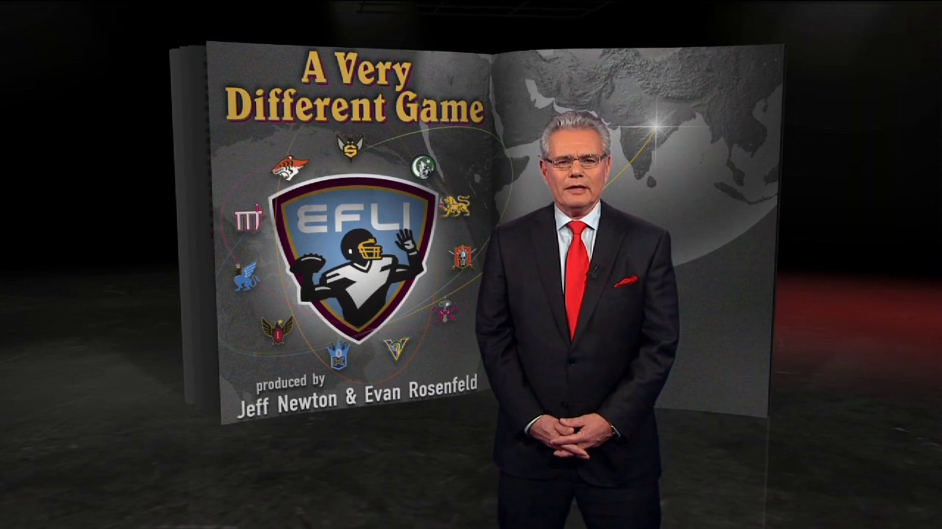 60 MINUTES: A Very Different Game