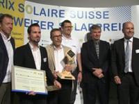 Solarpreisverleihung 2014 in Luzern