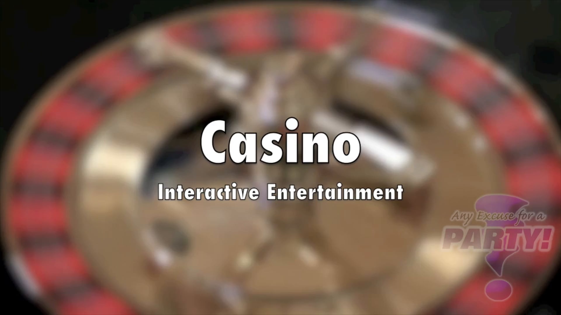Casino // Any Excuse For A Party!