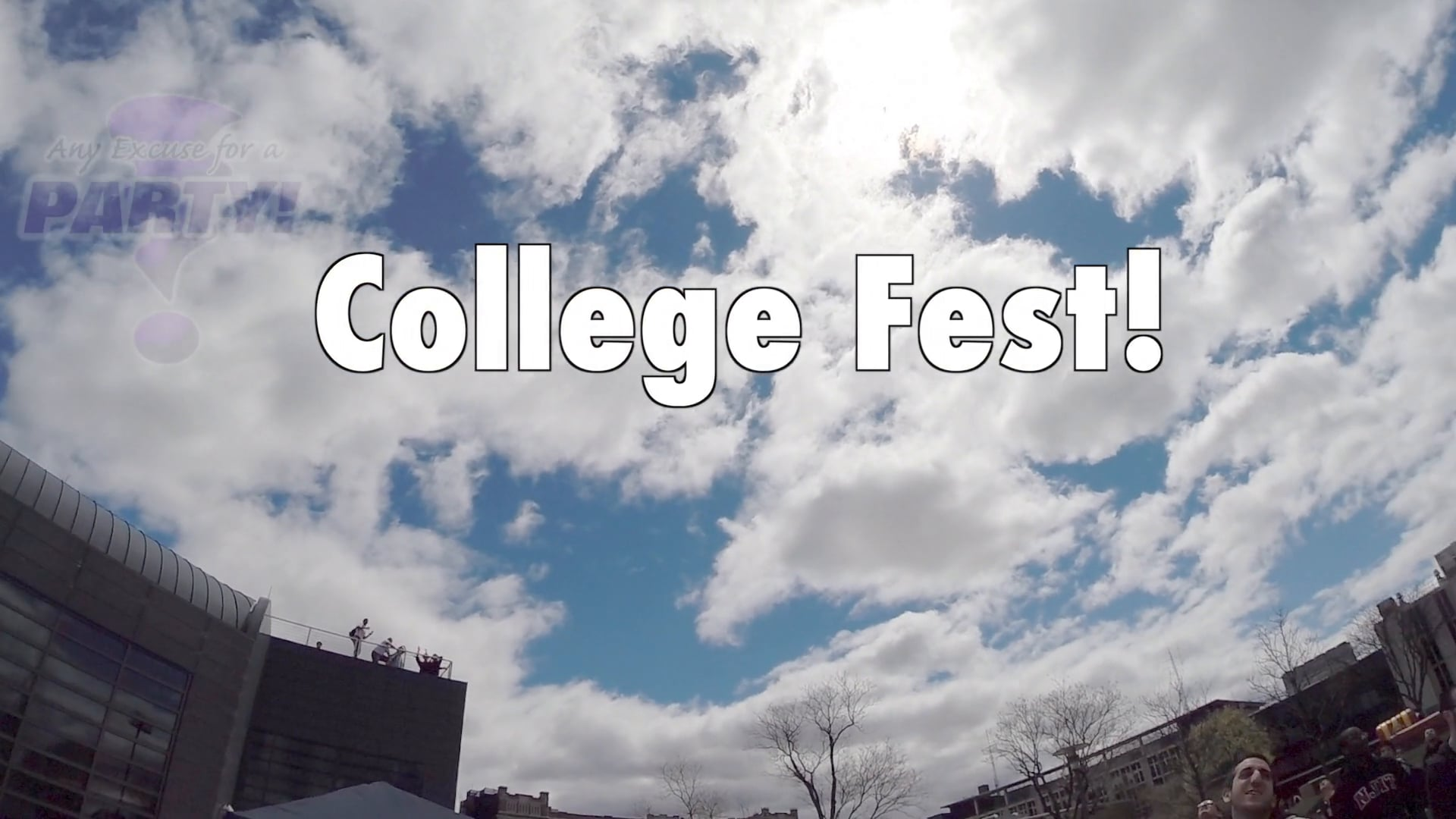 College Fest // Any Excuse For A Party!