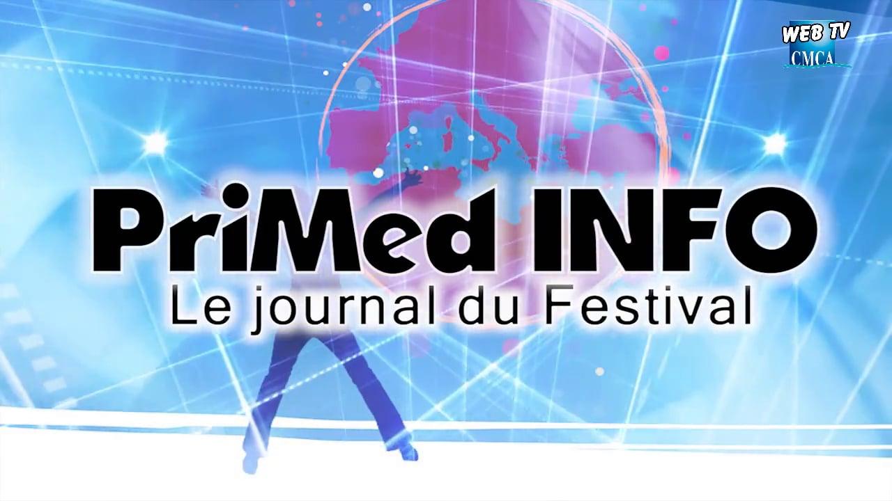 JT PRIMED INFO - Emission du 08/12