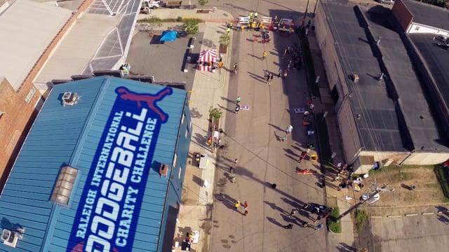 Charity Dodgeball Tournament
