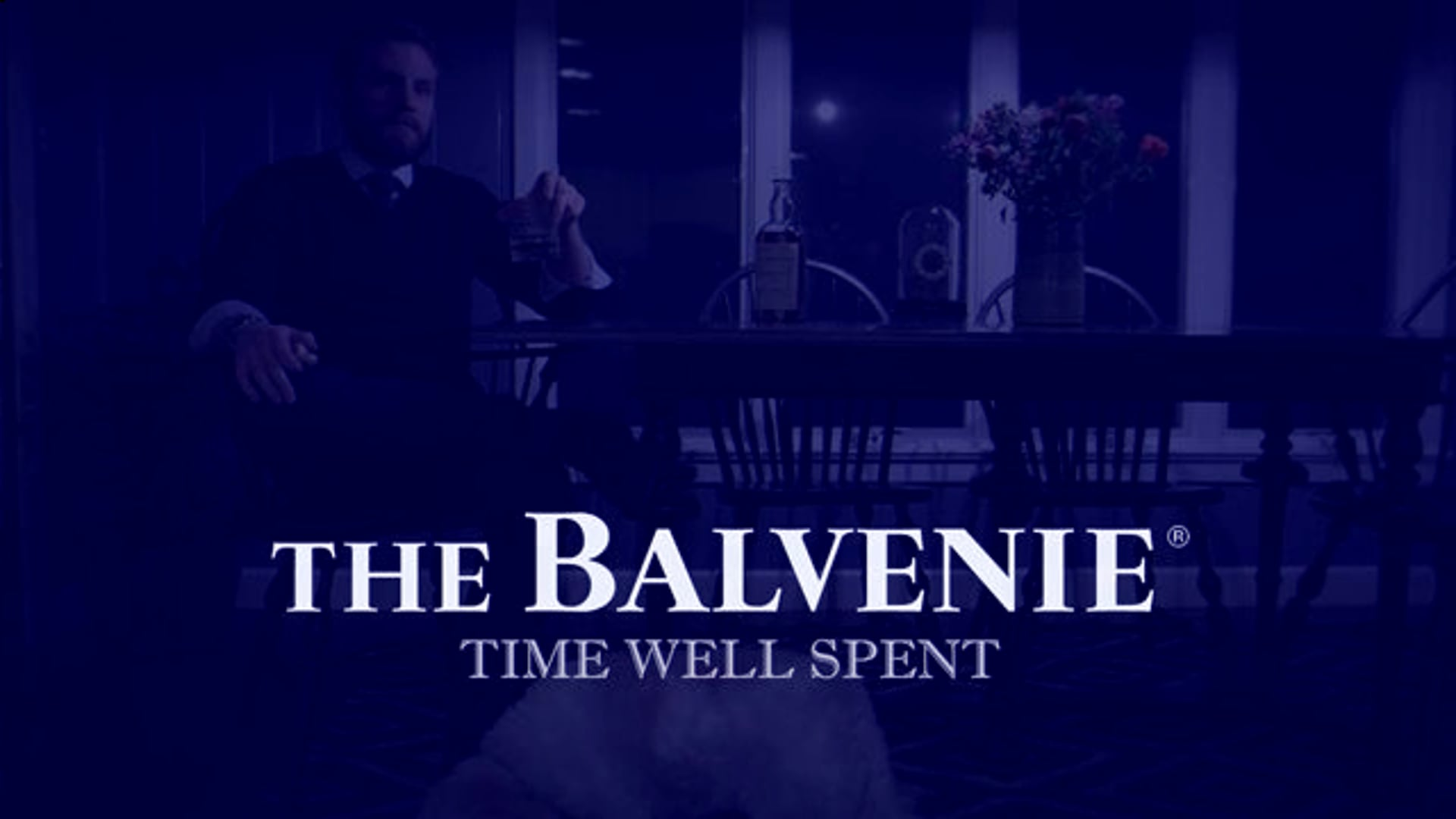 """The Balvenie Whiskey - """"Time Well Spent"""""""