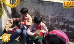 Rob Dempsey Explains Operation Christmas Child's Ecuador Mission