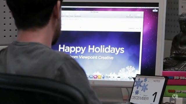 Viewpoint Creative - Holiday Card 2011