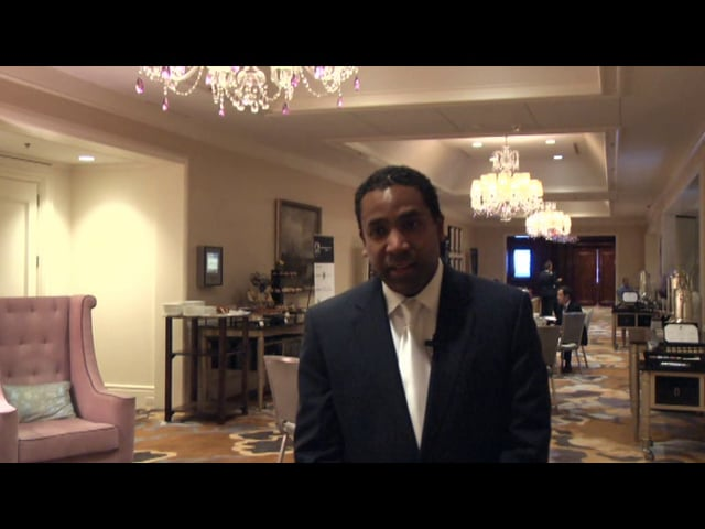 North American Investors Summit - Interview: Gerald Alain P. Chen-Young, UNCF, Inc.