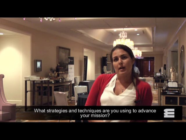 North American Investors Summit - Interview: Erica Barbosa Vargas, The J.W. McConnell Family Foundation