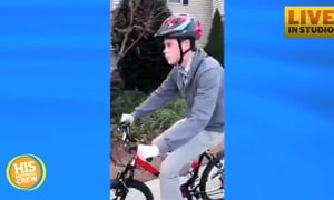 Blessing Project Update: Bike for Young Man in Anderson