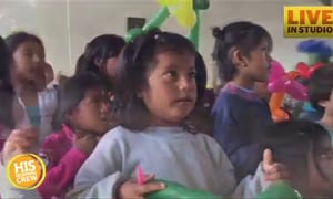 An Amazing Story From Operation Christmas Child