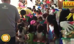 Lives Touched by Operation Christmas Child and Samaritan's Purse