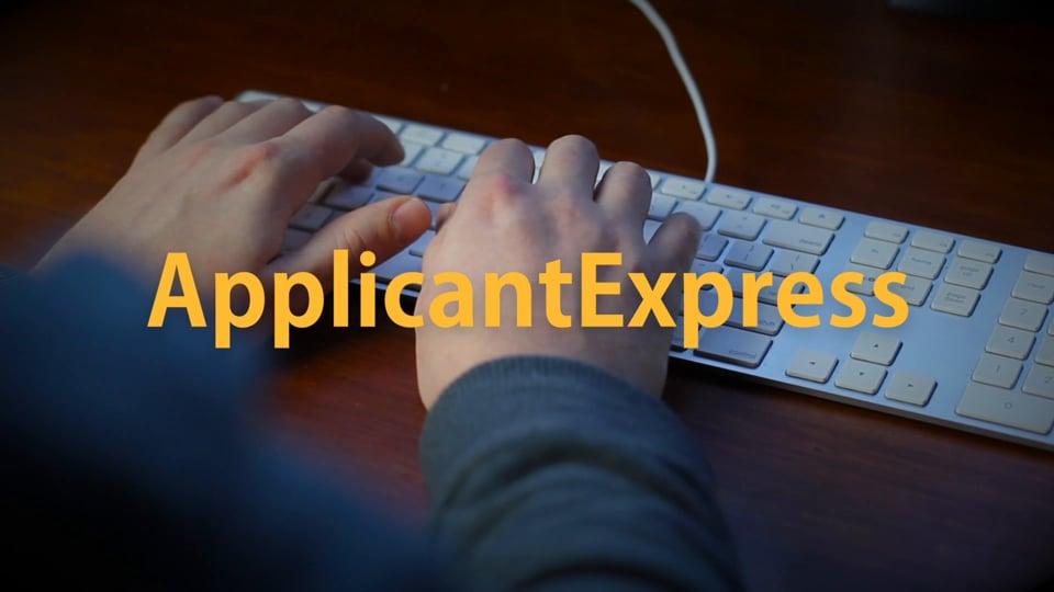 ApplicantExpress Promo