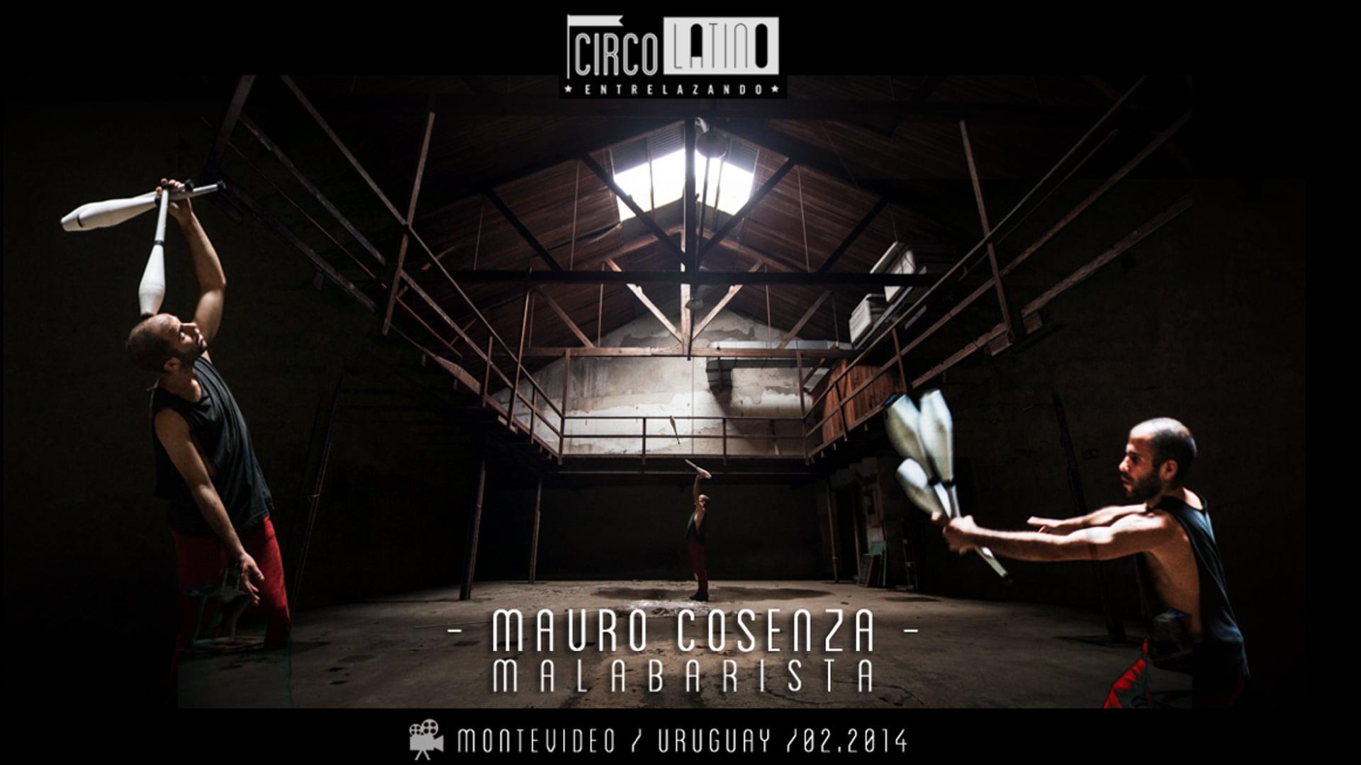 MAURO COSENZA // MALABAR // CIRCO LATINO URUGUAY