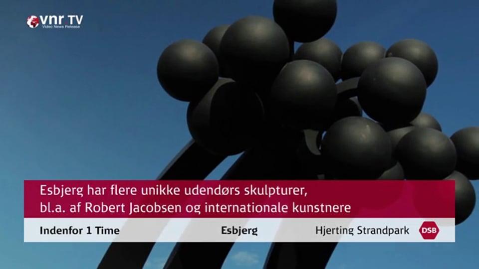 Indenfor 1 Time - Esbjerg - Mennesket Ved Havet - Hjerting Strandpark