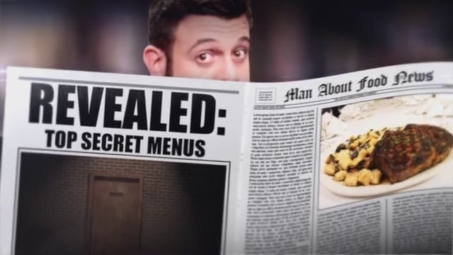 Man Finds Food With Adam Richman