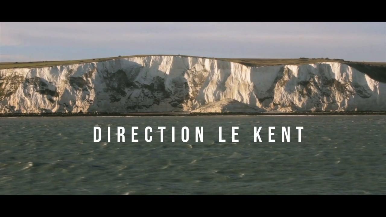 3 jours dans le Kent, Angleterre