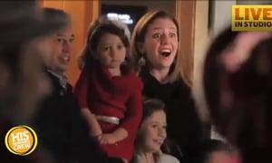 Christmas Caroling Goes Extreme