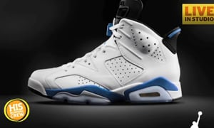 Massive Lines Form for New Air Jordans