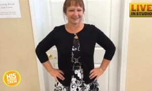 Frugal Fashion Friday with Lynsie Helps Mom in Need