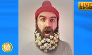 Beard Baubles are Sold Out But Alison Knows How to Make Your Own