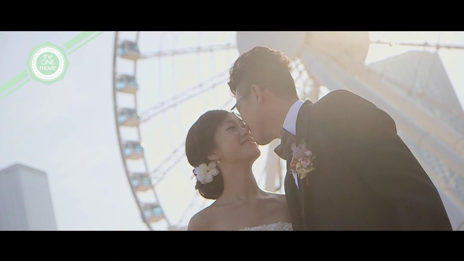 Janet & Wallace HongKong SDE (TheOneMovie)