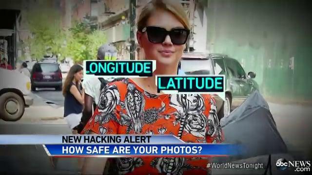 Celebrity Photos Hacked / ABC World News