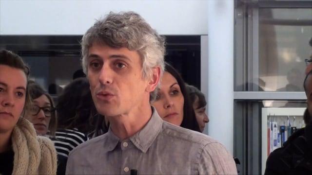 Cyril Pedrosa - Déambulation