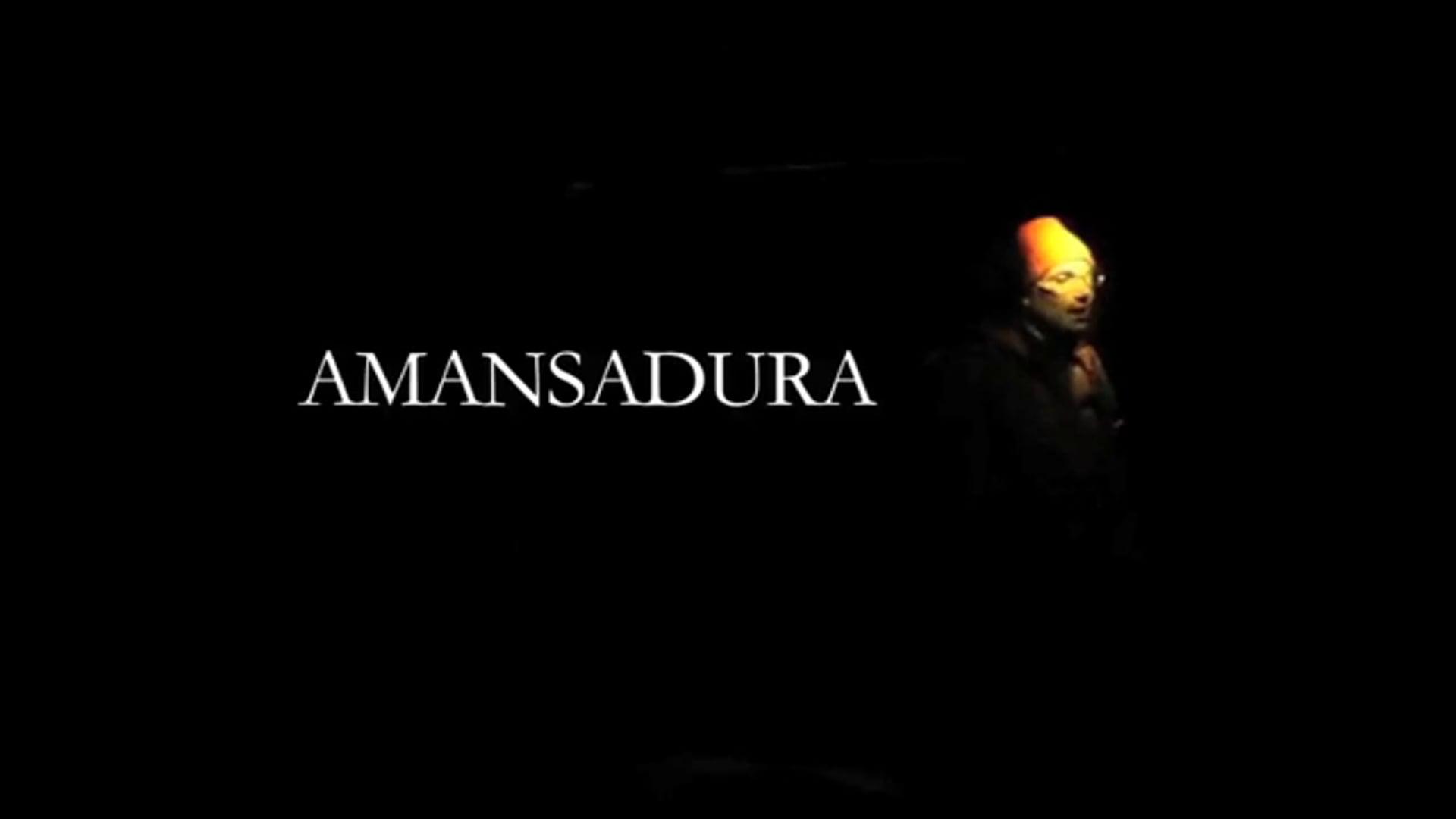 AMANSADURA en Teatro del Puente, enero 2015