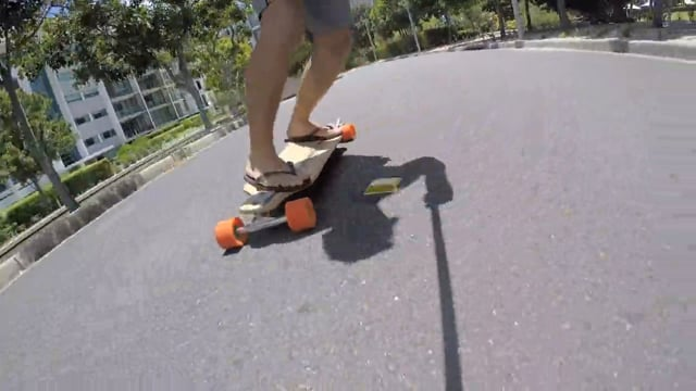GoPro testing on the Bamboo Series