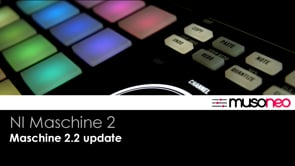 Aktualizacja Maschine 2.2