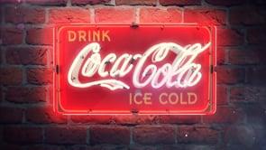 Coka Cola Animation Logo
