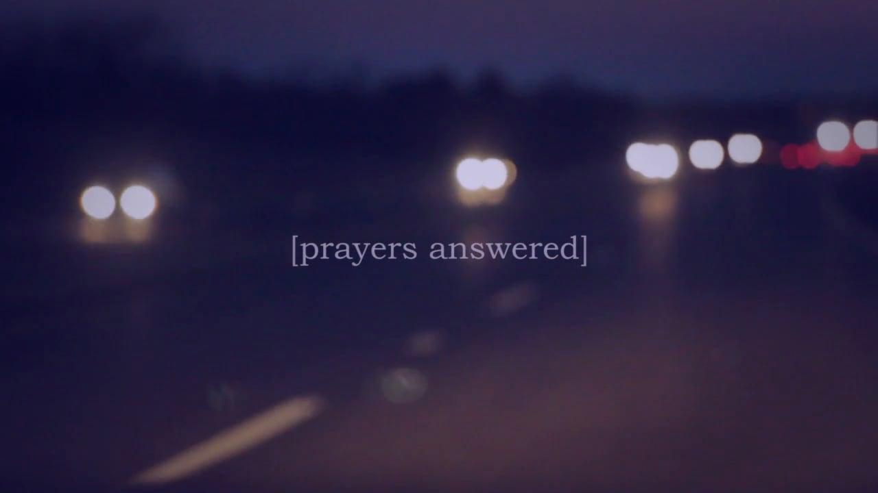 Does God Answer Prayers? (Part 1)